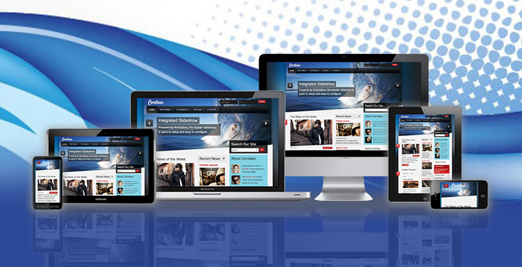 A premier responsive web design company in usa for Design company usa